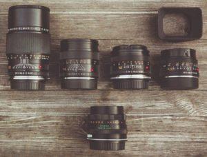 Lens-Leica