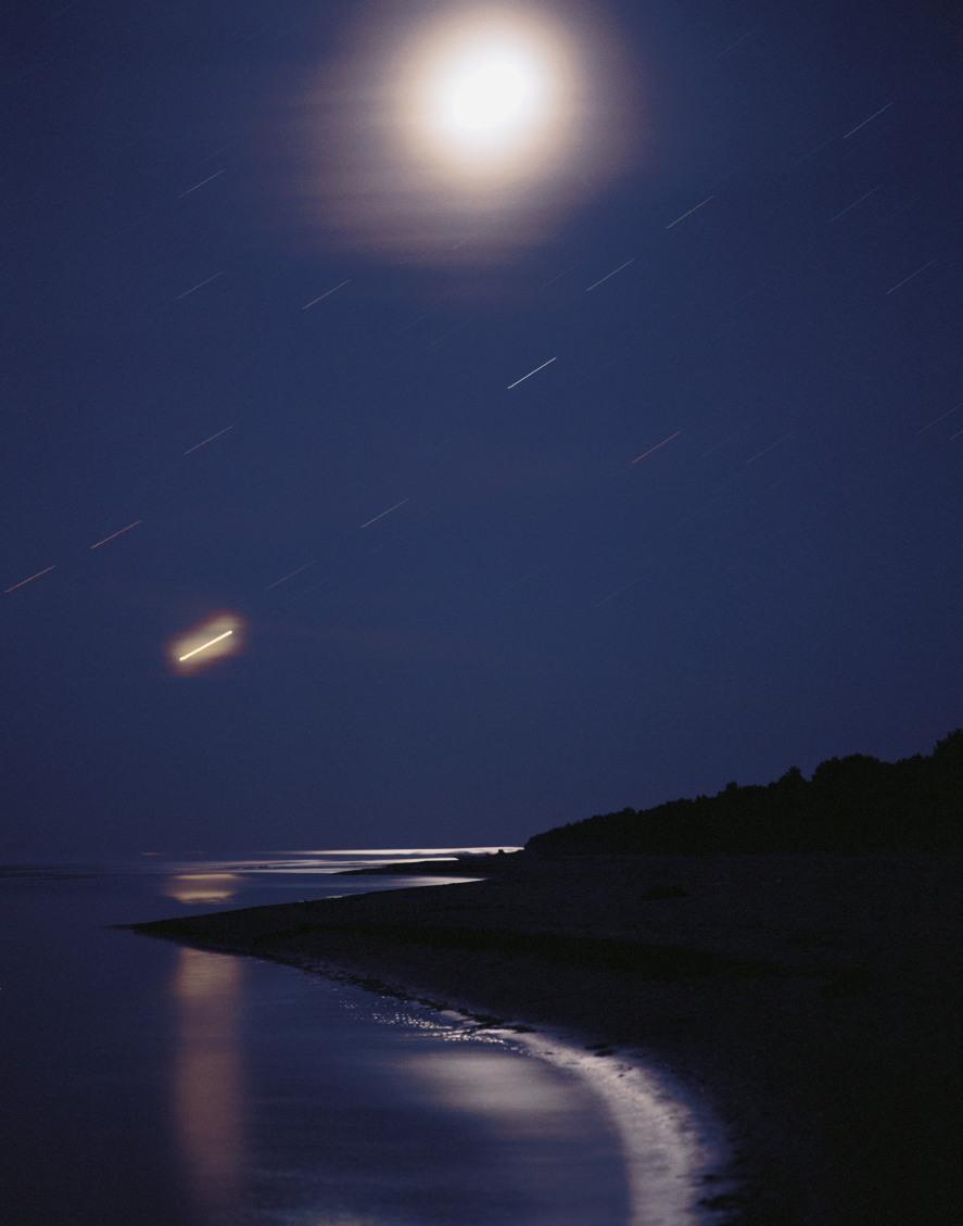 Vaide at night